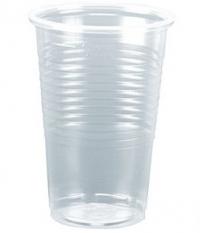 Pohár na studenú vodu 200 ml - priehľadný
